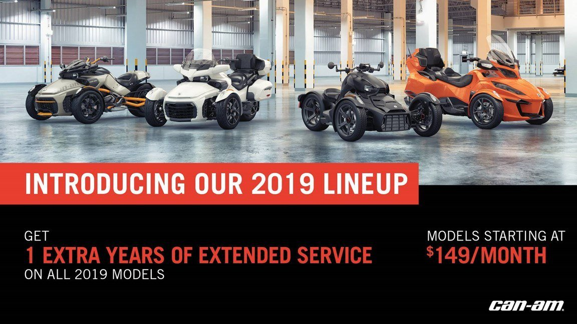 Can-Am - Preseason Sales Event
